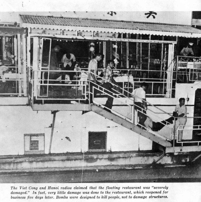 Vụ đánh bom nhà hàng nổi Mỹ Cảnh (Sài Gòn)
