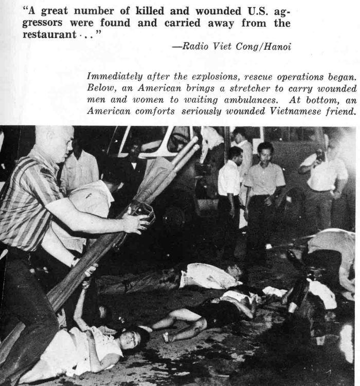 Đánh bom nhà hàng nổi Mỹ Cảnh