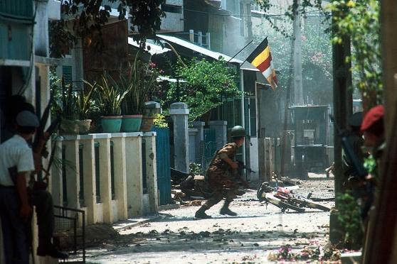 Sài Gòn 1968, giao tranh tại khu vực Dakao