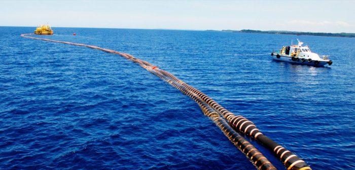 Dòng khí khai thác từ mỏ Cá Voi Xanh sẽ được đưa vào trực tiếp khu kinh tế Chu Lai, Quảng Nam. (Hình: Báo điện tử Zing)
