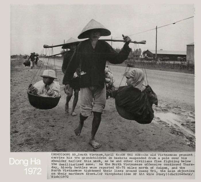 Đông Hà, ngày 6 tháng 4 năm 1972