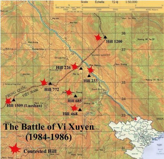 Trận Vị Xuyên 1984-1986