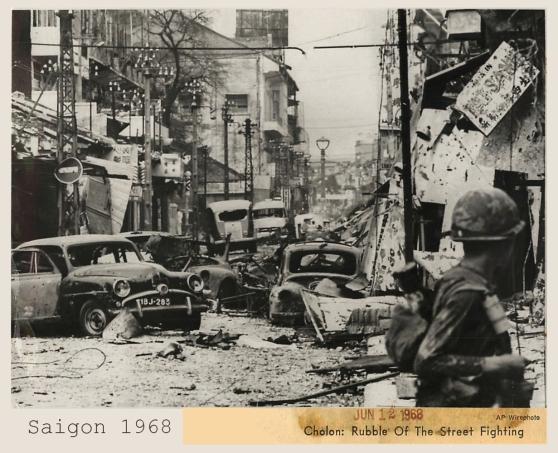 Chợ Lớn 1968, đoạn cuối đường Đồng Khánh