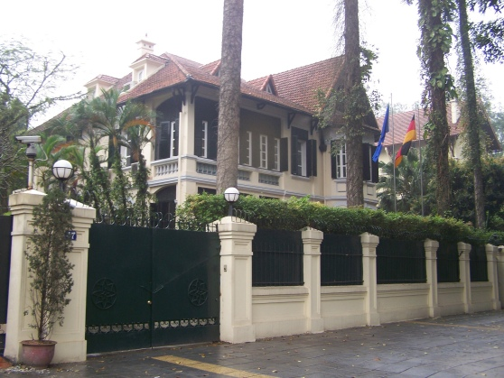 Đại sứ quán Đức tại Hà Nội