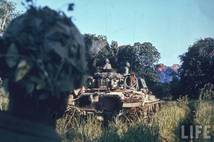 Lính Tiểu đoàn 2, Trung đoàn 5 TQLC Hoa Kỳ trong Chiến dịch Prairie, 1966