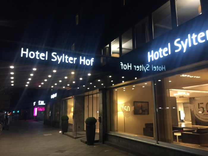 Khách sạn Sylte Hof tại đường Kurfürstenstraße 114, Berlin