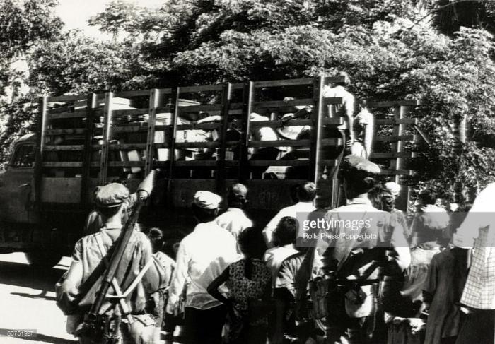 Vientiane 23 tháng 5 năm 1975