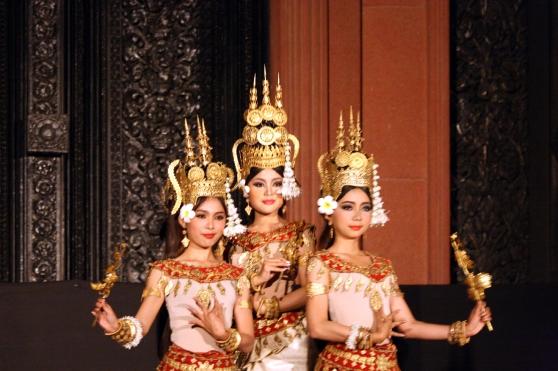 Đội múa Hoàng gia Campuchia