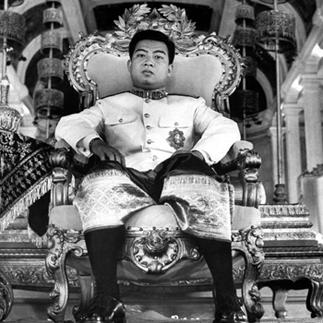 Norodom Sihanouk [RF: Cambodia RF]
