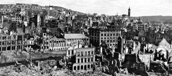 Pforzheim năm 1945