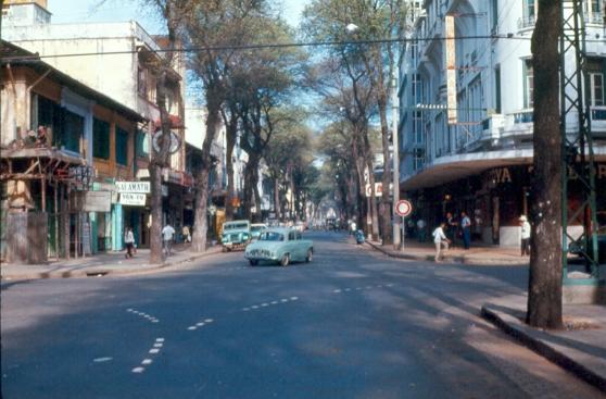 Đường Tự Do, Sài Gòn, 1967
