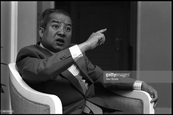 15/7/1982, từ Bangkok, Thái Lan, Sihanouk lên tiếng phản đối cuộc xâm lăng của Việt Nam vào Campuchia.