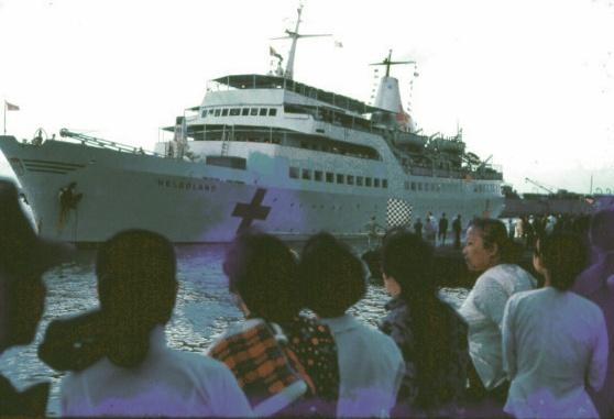 Helgoland 1968 ở Đà Nẵng
