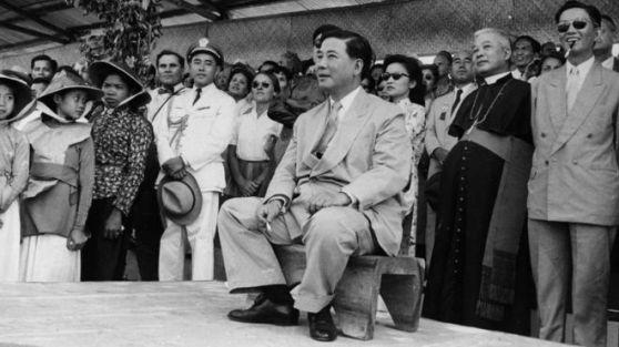 Ngô Đình Diệm, tổng thống đầu tiên của VNCH