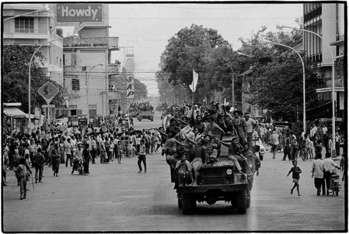 Phnom Penh ngày 17 tháng 4 năm 1975