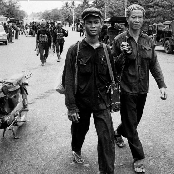 Phnom Penh rơi vào tay Khmer Đỏ, 19 tháng 4 năm 1975