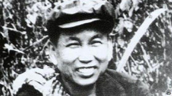 Pol Pot 1975