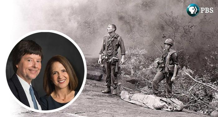 """""""America's War in Vietnam"""" của Ken Burns"""