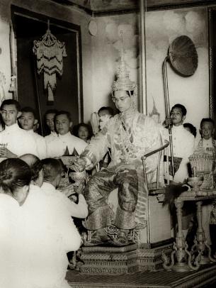 Bhumibol ngày đăng quang