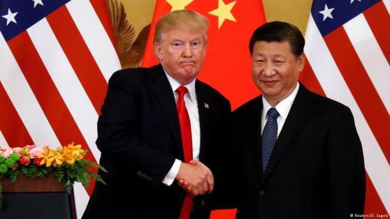 Donald Trump - Tập Cận Bình