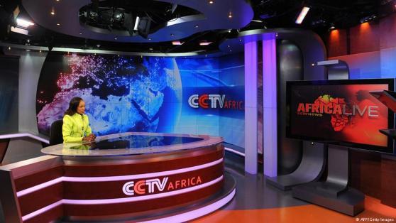 CCTV-Studio ở Nairobi