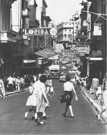 Thủ đô Havanna trong những năm 1950