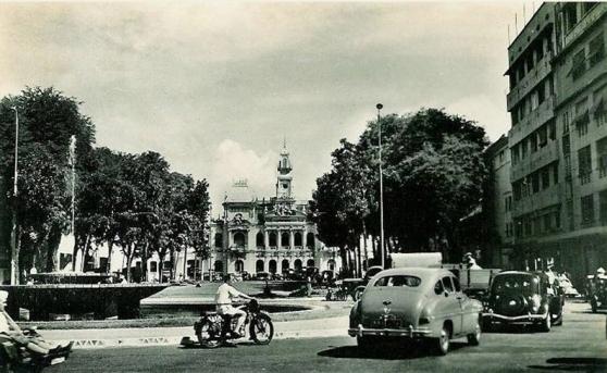 Sài Gòn 1955