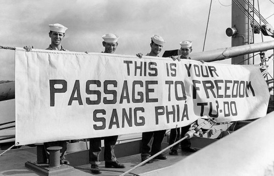 Passge to Freedom