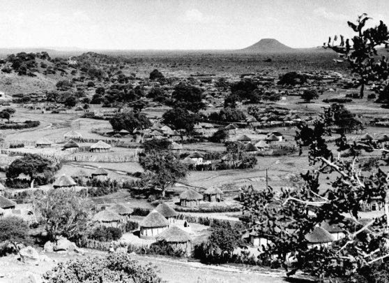 Botswana 1966