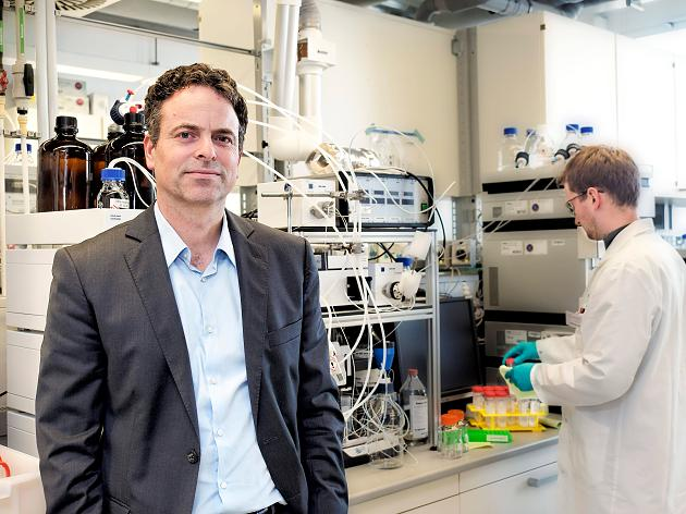 Với luận án tiến sĩ của mình, nhà sinh học Ingmar Hoerr đã đặt nền móng quan trọng cho một thể loại vắc xin mới.