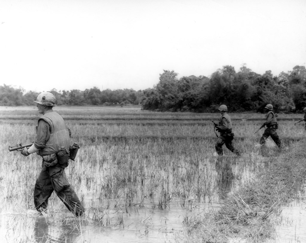 TQLC Mỹ trong Chiến dịch Union II