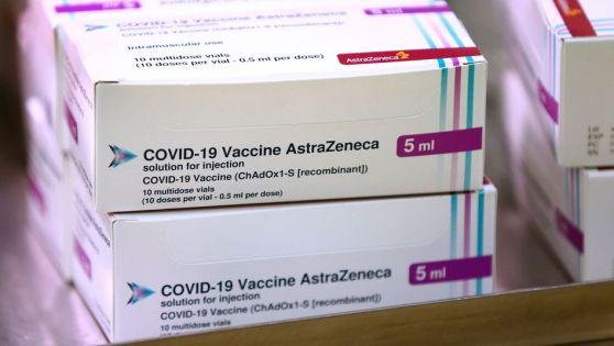 Vắc-xin AstraZeneca